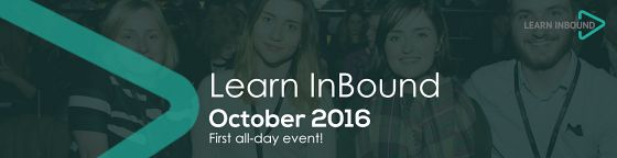 Learn Inbound's First All-Day Event