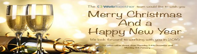 Merry Christmas from Web Together!